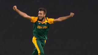 Imran Tahir 5-45 vs West Indies Highlights