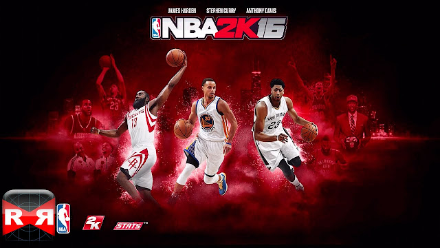 Download Download NBA 2K16 Basketball 2016 Apk Data Mod – Android Games