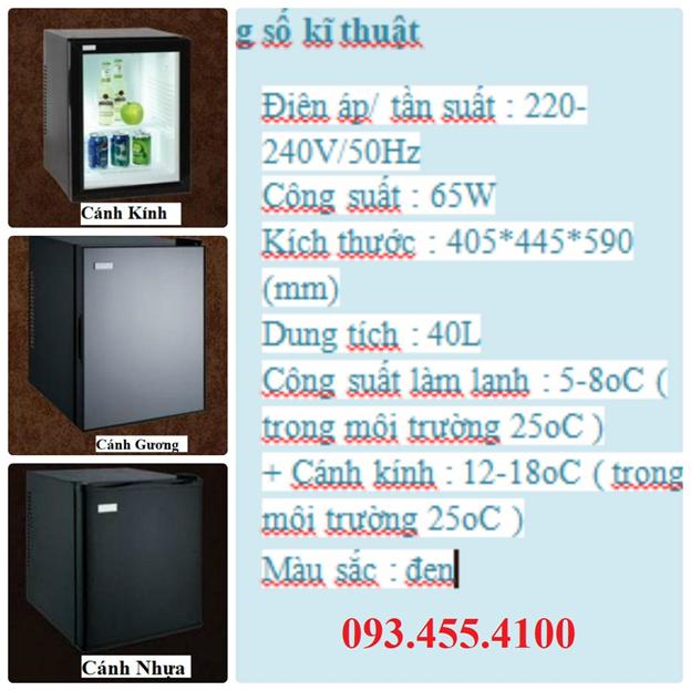 Những tác dụng không ngờ tới của tủ mát minibar BCH – 40B – 100% HomeSun chính hãng