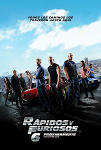 Rápidos y Furiosos 6 / Fast & Furious 6 / A Todo Gas 6