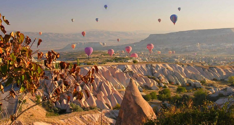 """The sky of """"Goreme"""""""
