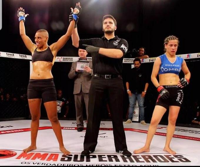 Atleta de Muritiba participará de luta em programa de TV do UFC nos E.U.A