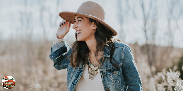 "Featured in the article: ""13 Life Lessons To Empower Young Girls"". Dress Like Who You Want To Be, Girl with hat, safari style"