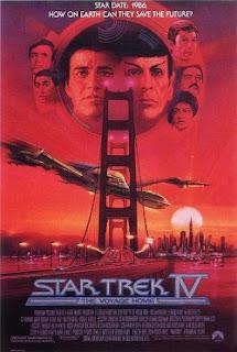 Star Trek IV. Misión: salvar la Tierra (1986)