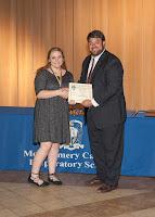 Montgomery Catholic Preparatory School Academic Awards Ceremony Held in May 7