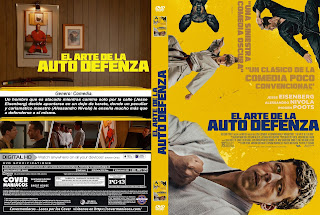 EL ARTE DE LA AUTODEFENZA – THE ART OF SELFDEFENSE – 2019 [COVER – DVD]