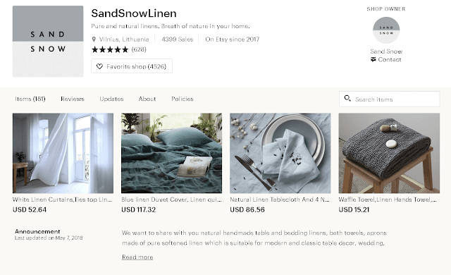 how to start etsy shop