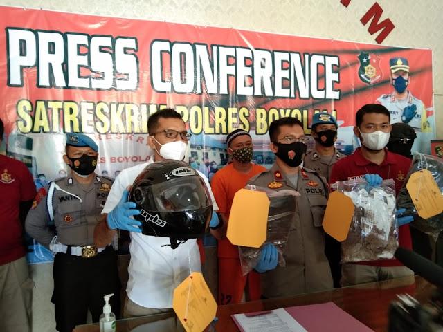 Diduga Sakit Hati Karena Dipecat, Mantan Satpam Bacok Karyawan Pertamina