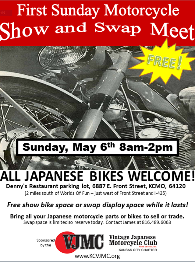 jap car meet flyer