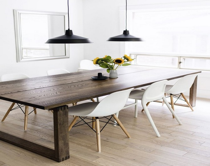 Design kitchen table and chairs