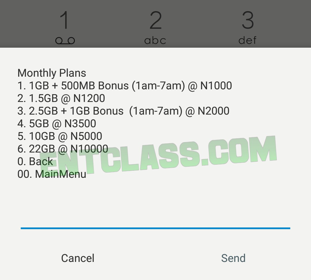 MTN Unveils New Data Plan, 1.5GB for N1200