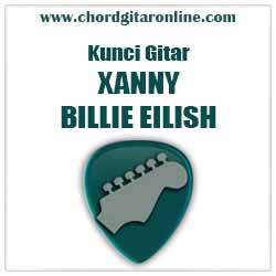 Chord Billie Eliesh Xanny