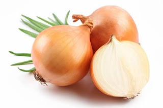 Benefits of onion to tooth