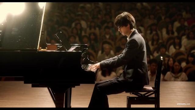 Kosei Arima,The Human Metronome - Kento Yamazaki