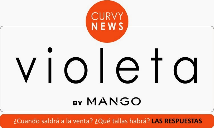 Violeta by Mango II · Curvy News