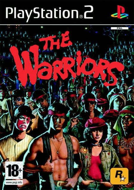 THE WARRIORS PS2 ISO
