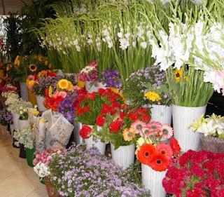 Flower Shop In Jakarta