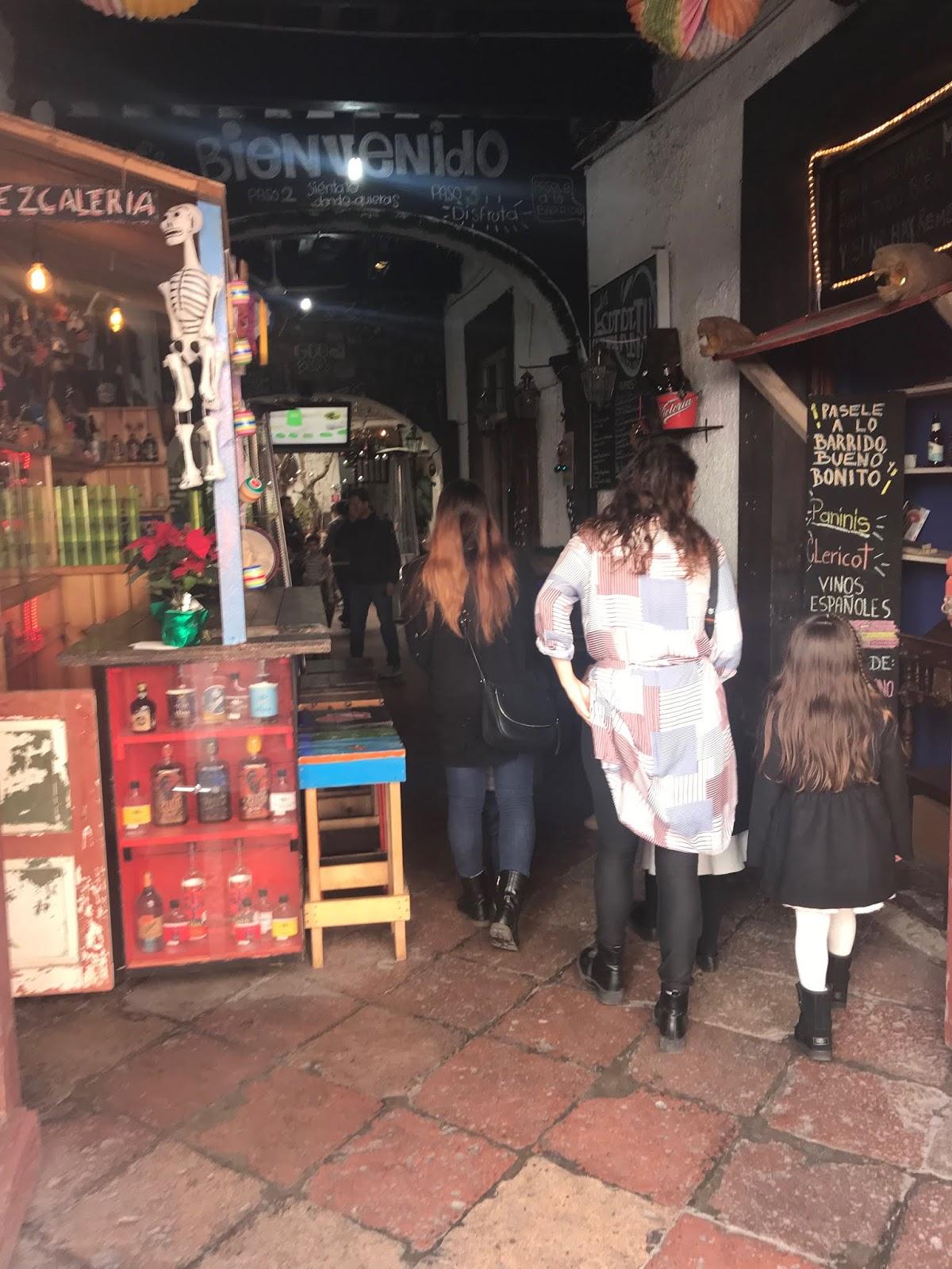 Support Local Shops in Queretaro Centro Mexico
