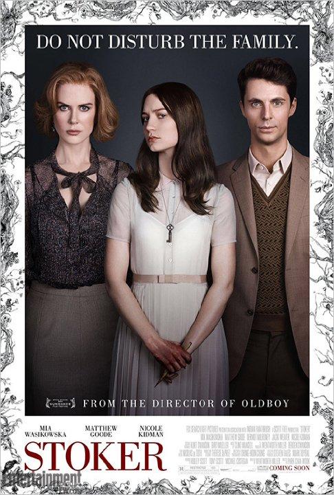 Nonton Film Stoker (2013)