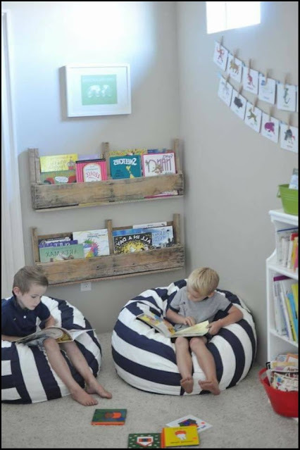 easy diy bookshelf kids
