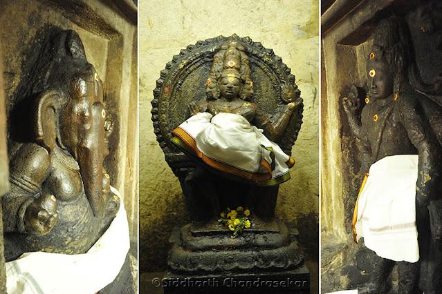 Pudukottai Brahadambal Arai Kasu Amman Temple