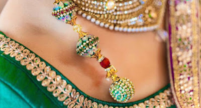 Handmade Jewelry - Bridal makeup essentials