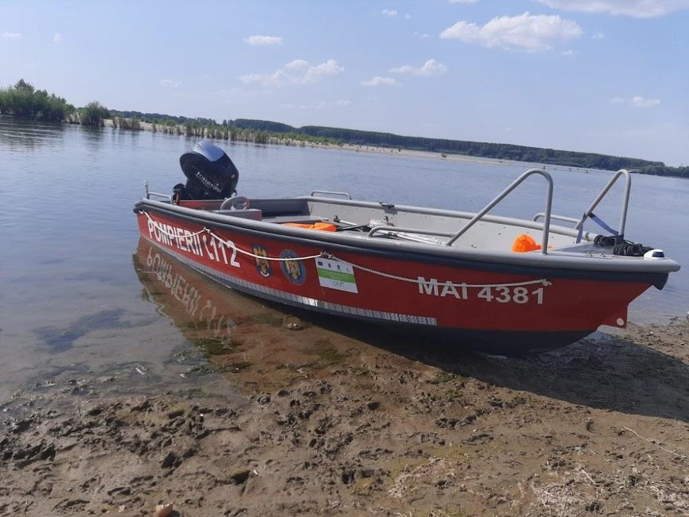 Bărbatul înecat în Dunăre a fost găsit