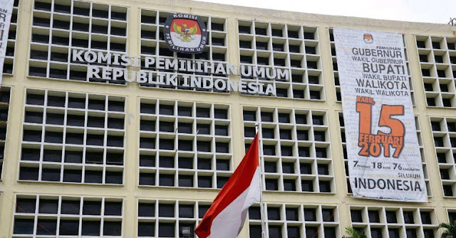 KPU Yakin MA Tolak Gugatan PKPU Eks Koruptor Dilarang Nyaleg