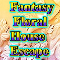 Games2Rule-G2R Fantasy Floral House Escape