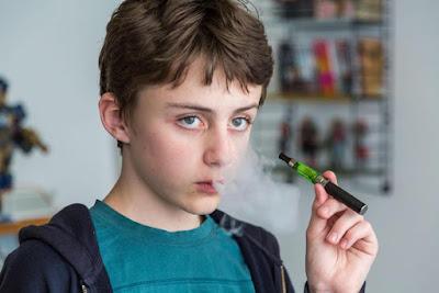 Anak Keracunan asap vape