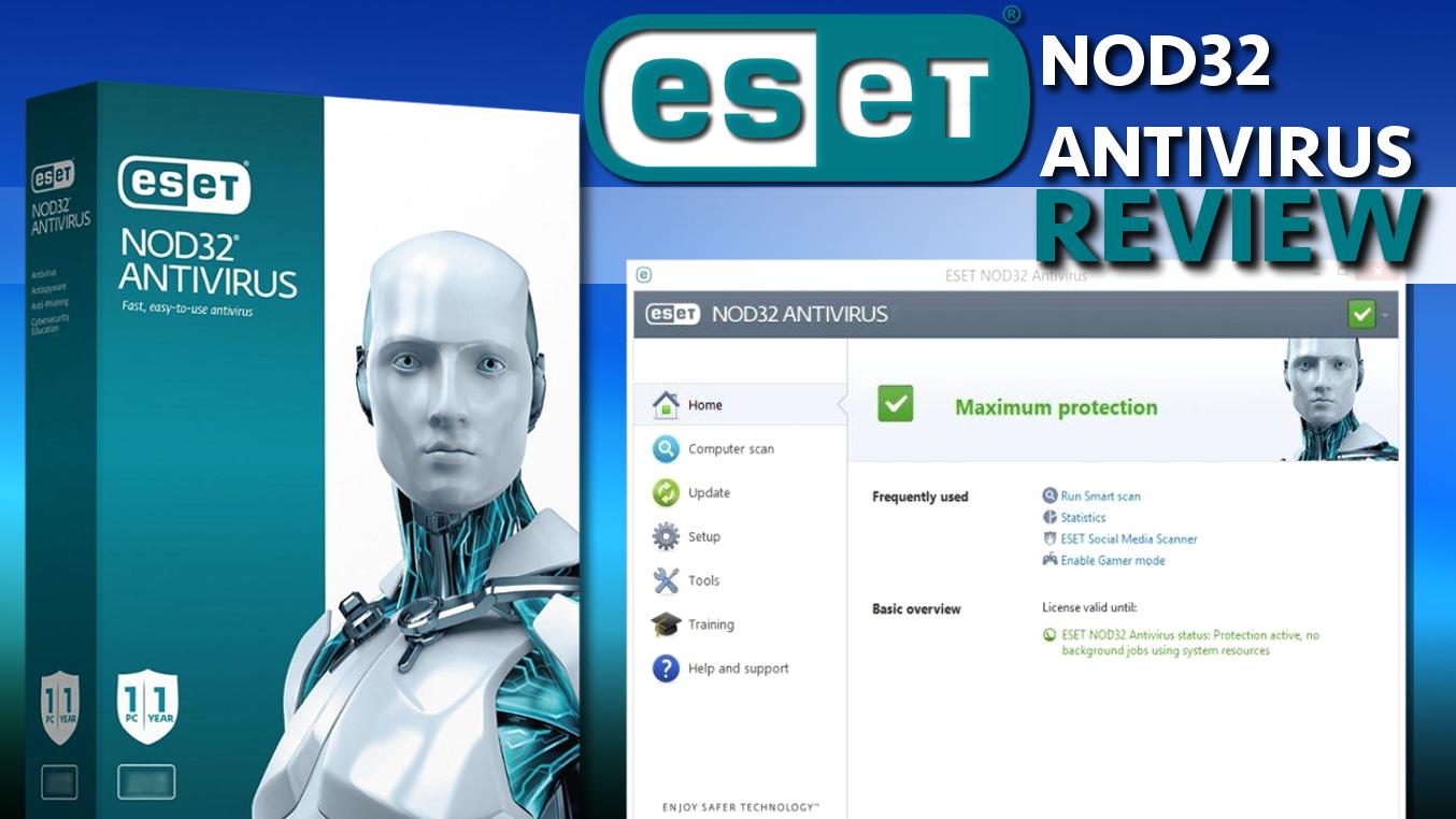 ESET NOD32 Antivirus 13.2.18.0 with License File Full Version