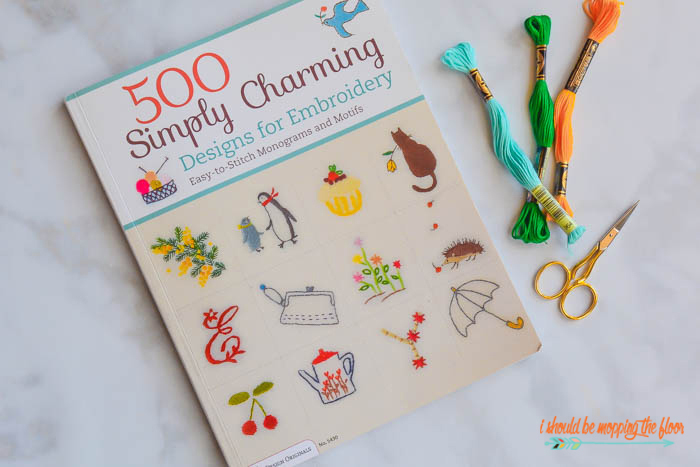 Easy Embroidery Book