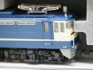 KATO Nゲージ 3060-2  EF65-500(F形)  鉄道模型をお買い取り致しました
