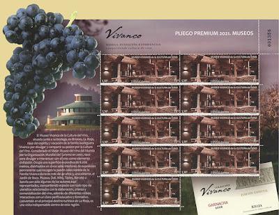 pliego premium, Vivanco, vino, Briones, museo