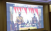 Pangdam XII/Tpr Ikuti Rapat Kepala Daerah Bersama Presiden