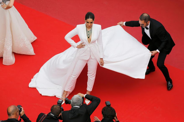 The Cannes 2019 Red Carpet look of Sonam Kapoor Ahuja