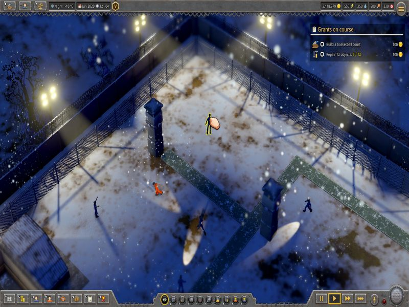 Download Prison Tycoon Under New Management Free Full Game For PC