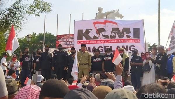 Ucapan Jenderal Gatot Nurmantyo Menggelegar, Bikin Dada Bergetar