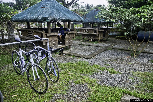 Kubo, Breakfast, Inang Valing's Carinderia, Boso-boso, Bike Challenge: The Sierra Madre Experience