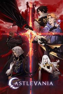 Anime Castlevania 2 Dublado