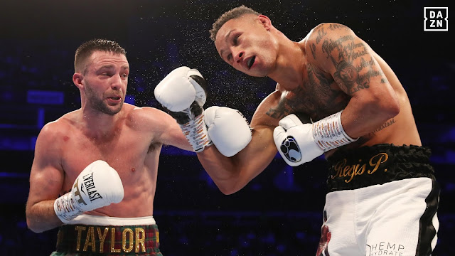 Josh Taylor And Regis Prograis Fight