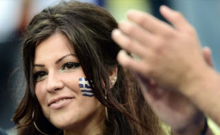 Beautiful Greece Fans