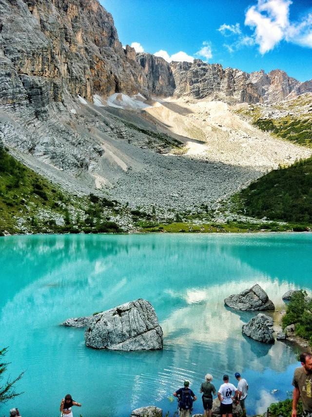 lago sorapis escursione