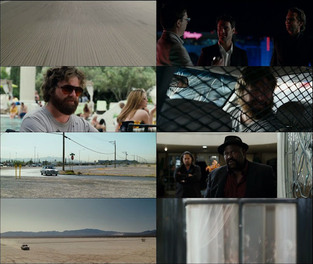 The Hangover 2009 Dual Audio in 720p BluRay