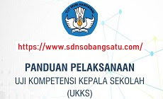 Panduan Pelaksanaan Uji Kompetensi Kepala Sekolah (UKKS) Tahun 2020