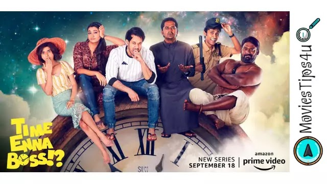 Time Enna Boss Amazon Prime Web series Cast Trailer Release Date Wiki