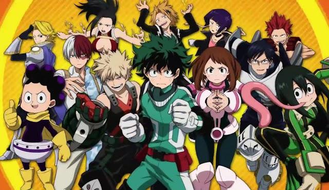 Boku no Hero Academia 3