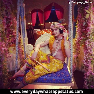 janmashtami pic | Everyday Whatsapp Status | UNIQUE 40+ RADHA KRISHNA THOUGHT IN HINDI IMAGES