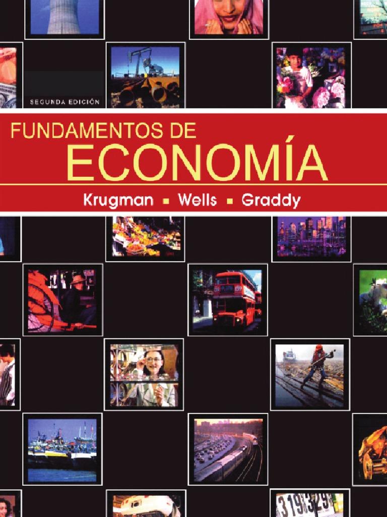 fundamentos de econom a de paul krugman robin wells kathryn graddy