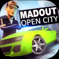 MadOut Open City v6 Mod Apk Data (Unlimited Money)